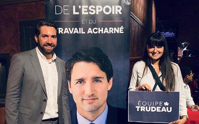 L'assemblée d'investiture de l'Équipe Trudeau dans Pierre-Boucher – Les Patriotes – Verchères convoquée: Simon Chalifoux sera désigné candidat