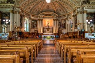 Saint-Antoine-sur-Richelieu: l'église Saint-Antoine de Padoue ouvre ses portes à la télé communautaire