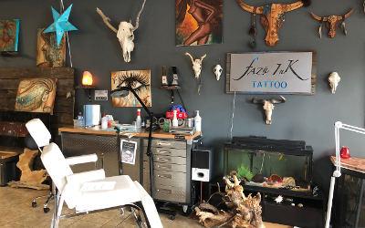 Le studio de tatouage Fazü Ink Tattoo a le vent dans les voiles et fête sa deuxième année à Verchères