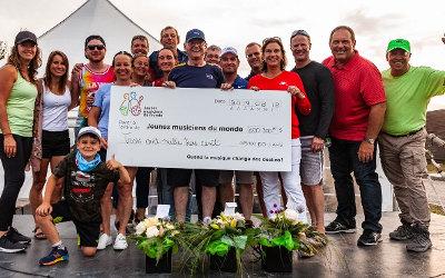 De nouveaux records pour la 5e édition du Défi kayak Desgagnés
