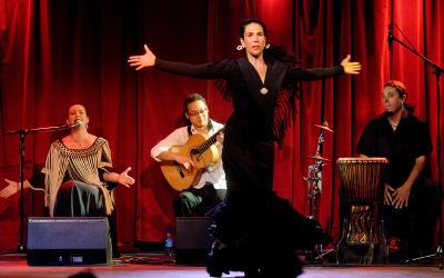 Verchères en Musique: Ojos Claros Flamenco