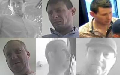 Suspects recherchés pour fraude: appel à la population