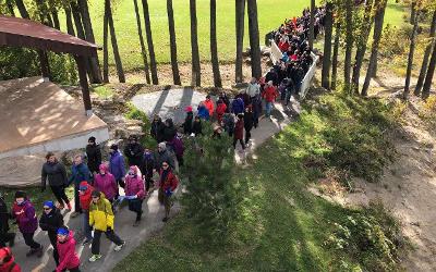 Les Varennois invités à participer à la Grande marche parrainée par le Grand défi Pierre Lavoie