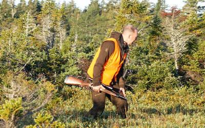 Début de la saison de la chasse: appel à la prudence en milieu isolé