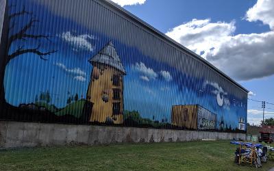 Contrecoeur: le projet graffitis phase 2, un projet rassembleur