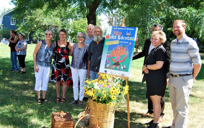Plus de 300 visiteurs pour la première Fête des récoltes de Saint-Antoine-sur-Richelieu