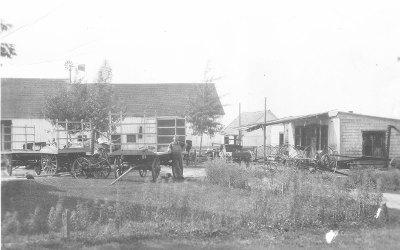 Au temps des années 1950-1960: la vie quotidienne à Saint-Antoine-sur-Richelieu