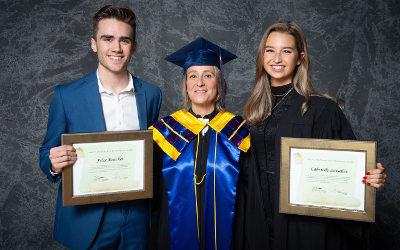 22e Cérémonie de remise des diplômes du Cégep de Sorel-Tracy: un événement soulignant la réussite des étudiants!