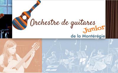 L'Orchestre de guitares Junior: un projet unique pour les jeunes guitaristes de la région