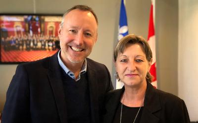 Le député Jean-Bernard Émond obtient une aide financière récurrente de 45 000 $ pour le Regroupement pour la santé des Aînés Pierre-De Saurel