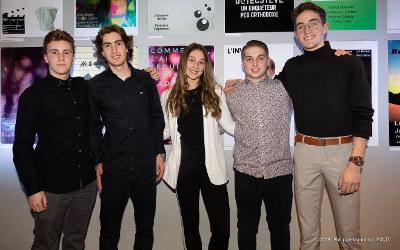 Des élèves de Fernand-Lefebvre à la finale du Festival de films de la Montérégie
