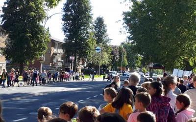 Plusieurs écoles de la CSP se mobilisent pour la planète