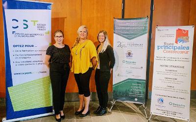 Le Service aux entreprises et municipalités du Cégep de Sorel-Tracy et Rues Principales Contrecœur et Verchères s'unissent pour répondre aux besoins grandissants des entreprises