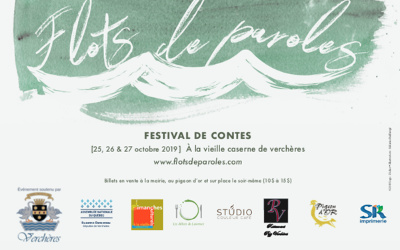 Festival « Flots de paroles »: un Festival international de contes à la Vieille Caserne de Verchères