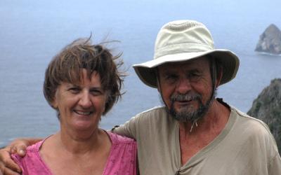 Après 11 ans à parcourir les mers à la voile, un couple de Saint-Ours nous raconte leur récit