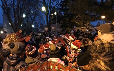 Le 1er décembre prochain: Illumination du parc Jean-Marie-Moreau