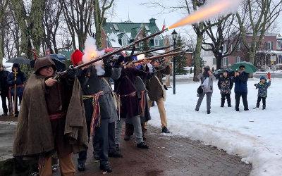 24 novembre 2019: « Commémoration des Batailles Patriotes des 23 et 25 novembre 1837 »