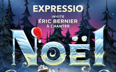 L'Ensemble vocal Expressio invite Éric Bernier à chanter Noël lors d'un concert bénéfice