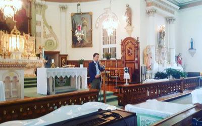 Votre gouvernement investit 70 000 $ dans la conservation et la protection du patrimoine religieux de Saint-Marc-sur-Richelieu