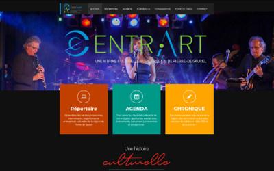 Le site Centrart, une vitrine culturelle sur la région de Pierre-De Saurel