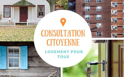 Le comité Porte-voix citoyenne lance une nouvelle consultation