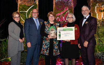Saint-Antoine-sur-Richelieu reconnu par la Corporation des Fleurons du Québec