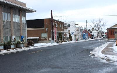 Dans une vision de revitalisation, Contrecœur acquiert trois immeubles dans le secteur du quai municipal