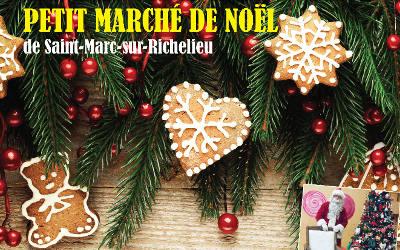 Marché de Noël de Saint-Marc-sur-Richelieu: pour que la magie de Noël continue