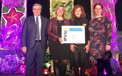 Classification 2019 des Fleurons du Québec: la Ville de Contrecoeur reçoit 4 fleurons