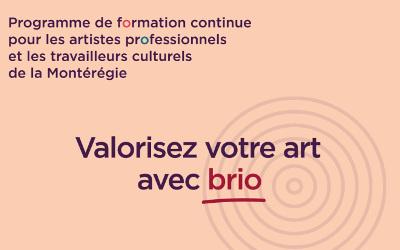 Culture Montérégie: le service de formation continue en tournée à Saint-Hyacinthe, Vaudreuil-Soulanges et Longueuil