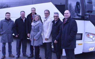 Géolocalisation des autobus EXO: le service est activé dans le secteur Sorel-Varennes!