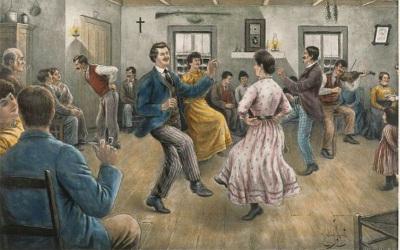 Les dimanches culturels à la Vieille caserne: Initiation à la danse traditionnelle