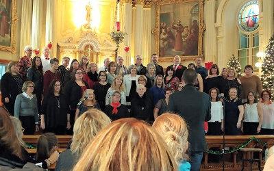 Un succès pour «Expressio invite Éric Bernier à chanter Noël»