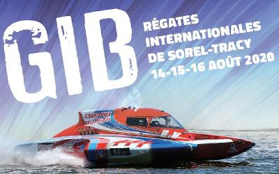 14, 15 et 16 août 2020: le Gib Fest présentera les Régates internationales de Sorel-Tracy