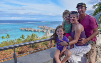 Une famille de Verchères vous fait voyager gratuitement!