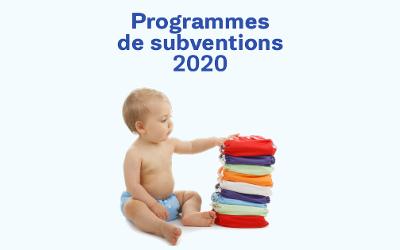 MRC de Marguerite-D'Youville: nouveau programme de subventions 2020!