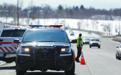 2019 est une année record: la Sûreté du Québec enregistre son meilleur bilan routier de la décennie