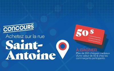 Contrecoeur: Concours rue Saint-Antoine