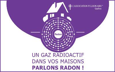 Plusieurs municipalités de la région se mobilisent contre le radon