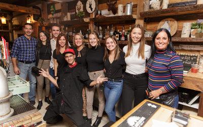 Le Forestier bar à tapas remet 591 $ à la Fondation du Cégep de Sorel-Tracy