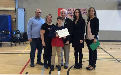 Commission scolaire des Patriotes: 138 élèves récompensés pour leur persévérance scolaire
