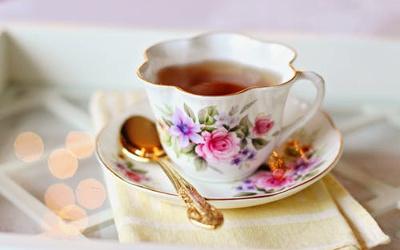 Maison de la culture Eulalie-Durocher: Sortez vos chapeaux, c'est l'heure du thé !