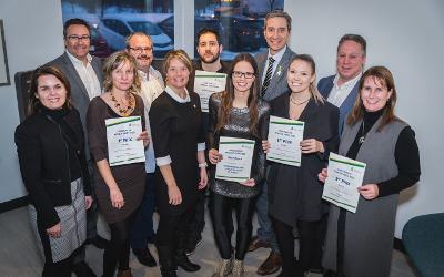 Volet local du Défi OSEntreprendre 2020: la MRC de Marguerite-D'Youville dévoile les finalistes de son concours de pitch de vente 2020
