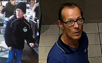 Suspect recherché pour vols et fraudes