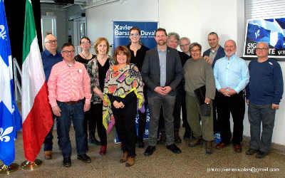 Assemblée générale annuelle du Bloc Québécois: changement de garde à la présidence du Bloc Québécois de Pierre-Boucher—Les Patriotes—Verchères