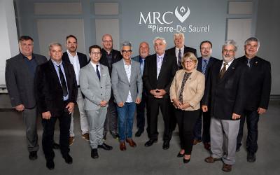 COVID-19, 200 000 $ en aide au secteur économique: la MRC de Pierre-De Saurel pose un geste concret