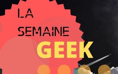 Une première semaine Geek à l'École secondaire Bernard-Gariépy !