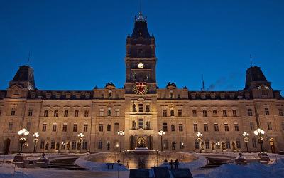 Pandémie de la COVID-19: le Québec sur pause pour trois semaines