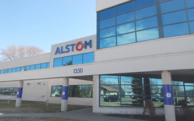 Acquisition par Alstom de Bombardier Transport