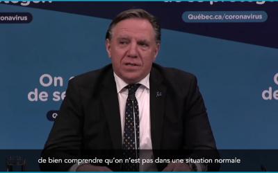 Pandémie de la COVID-19: feu vert aux camps de jour au Québec, dès le 22 juin prochain